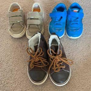 Toddler Boys Size 7 Shoe Bundle